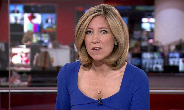 Bbc Presenter Claims Bosses Made Her Work On Her Due Date Bbc Presenters Bbc Boss