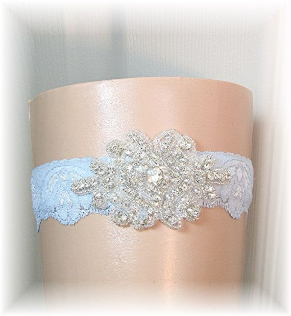Wedding Garter Bridal Bride S Crystal By Simplyweddings 19 00