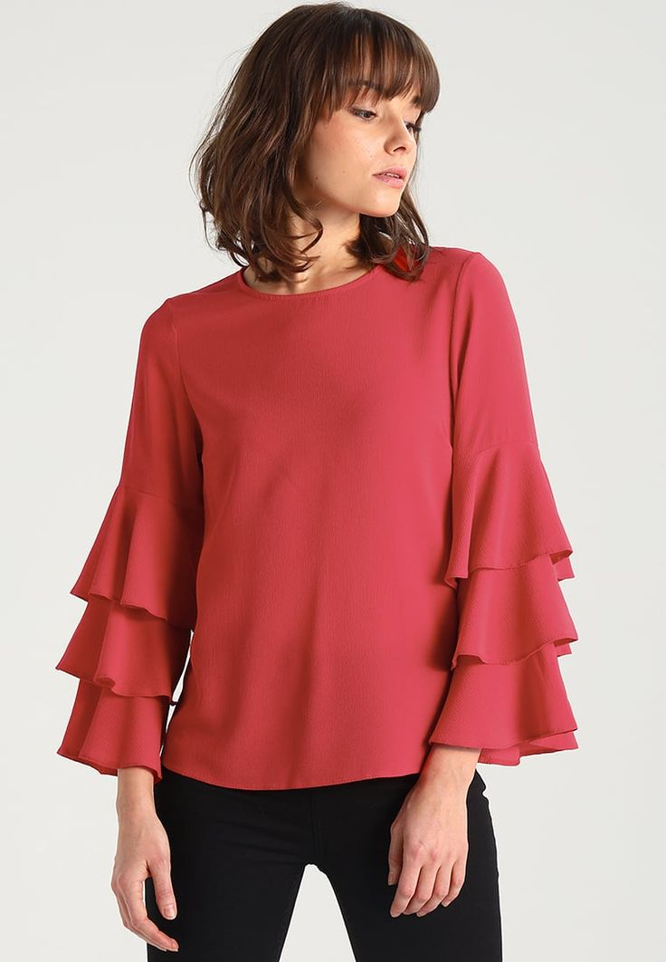 New Look Petite Pusero - bright red - Zalando.fi