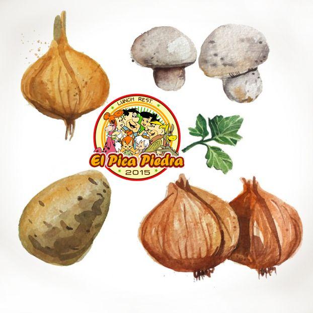 Deliciosas Hortalizas y Vegetales que acompañan nuestros mejores Roca Platillos!! #SaborCcs  #Yabbadabbadooo2016