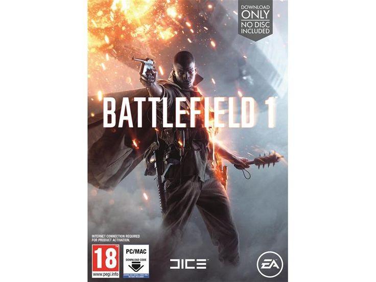 Battlefield 1 Spil til PC