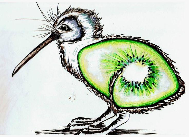 85 best Kiwi Birds :) images on Pinterest