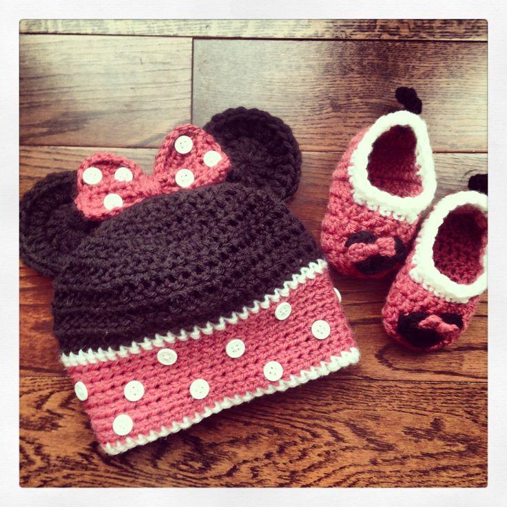Minnie Mouse set