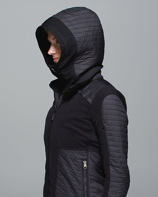 Lululemon Fleecy Keen Jacket II