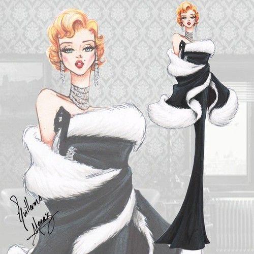 Imagen de Marilyn Monroe and guillermo meraz