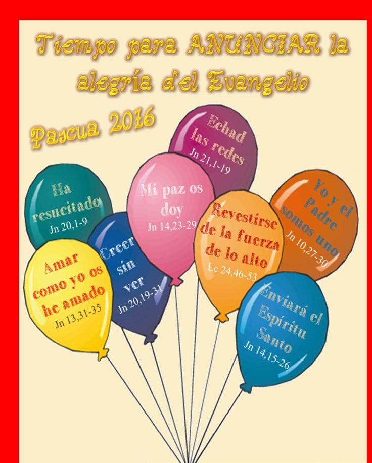 #ClippedOnIssuu from Pascua 2016 Ciclo C Anunciar la alegría del evangelio