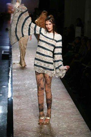 Gaultier Couture- marinière