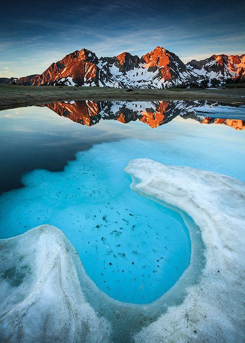 Frozen dreams, Pyrenees, France, by Enrique F. Ferrá, on 500px.