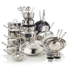Wolfgang Puck Cookware!!! Need it want it! (: haha