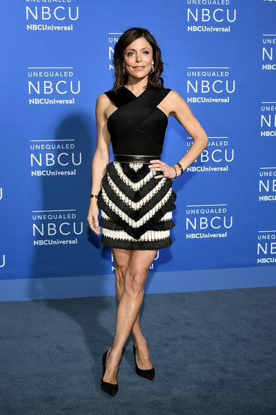 Bethenny Frankel attends the 2017 NBCUniversal Upfront at Radio City Music Hall on May 15, 2017 in New York City.