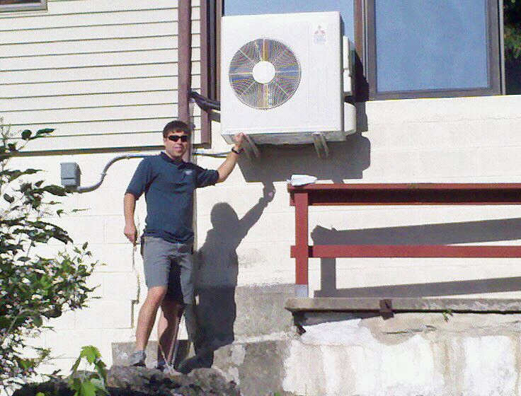 Handyside Inc. ductless Ductless Heating & Cooling