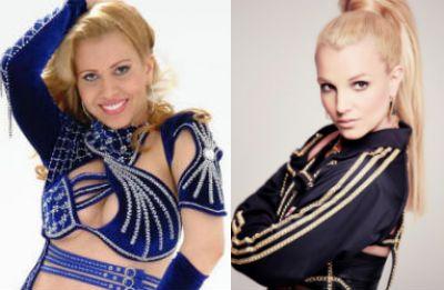 Pega Banda Calypso + Will.i.am + Britney Spears e o resultado é esse