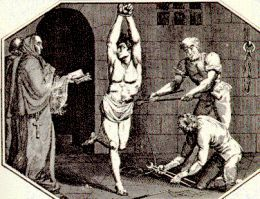 Torture Techniques of the Spanish Inquisition