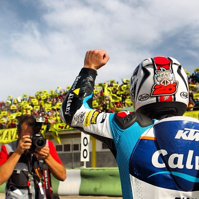 Maverick Viñales World Champion Moto3 2013