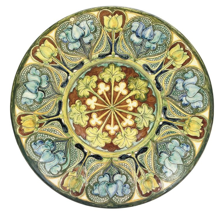 The 106 best Della Robbia Pottery, Birkenhead images on Pinterest ...