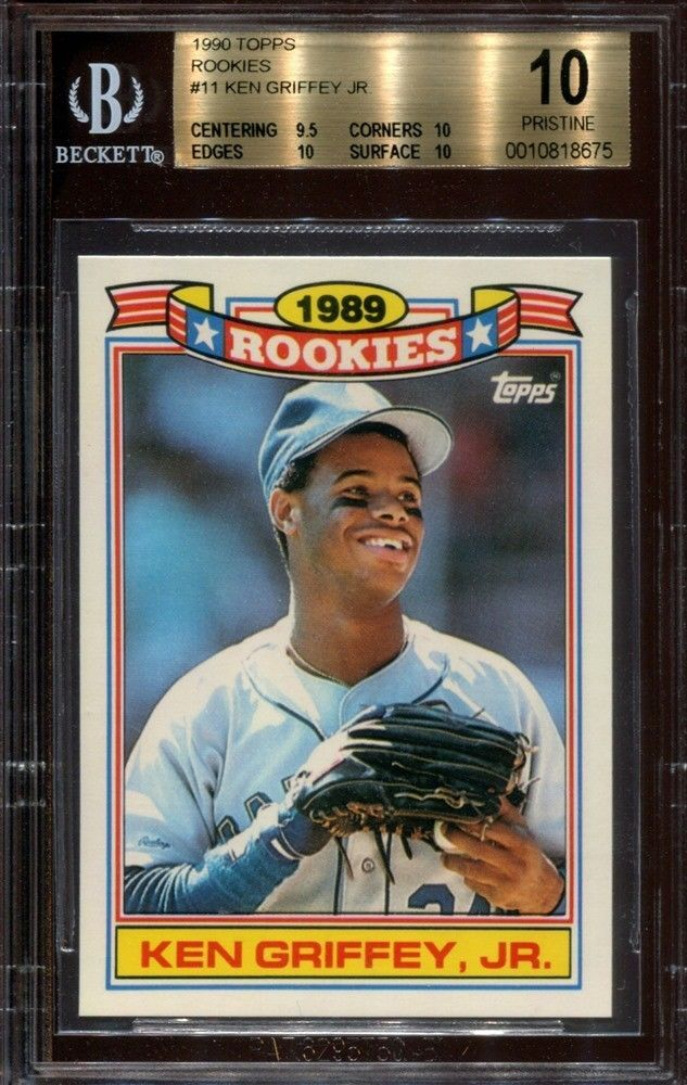Pin On Hottest Bgs 10 Graded Cards For Sale On Ebay