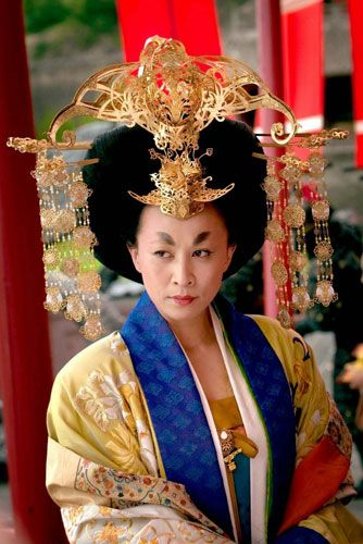 a biography of wu an empress of china Top 12 warrior moms throughout history by: livesciencecom inc on may 10,  2011, 8:55 am 34 tweet 2 photo 4 of 14 wu zetian, china's only empress.
