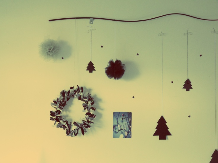 Christmas Wall 2012