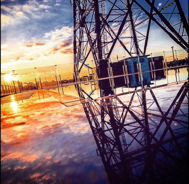 Radiostacja o zachodzie słońca :-) ☺(fot. ivanoss88)