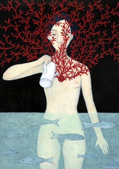 Concetta Gentile: Acqua alle mie passioni/Water to my passions