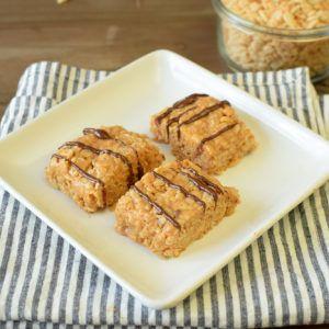 3 Minute (and 3 Ingredient) Rice Crispy Treats Recipe