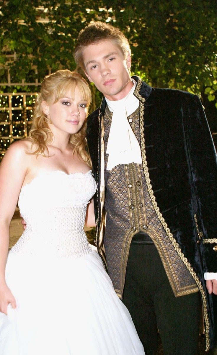"13 Amazing Rare Photos Of The Cast Of ""A Cinderella Story"""