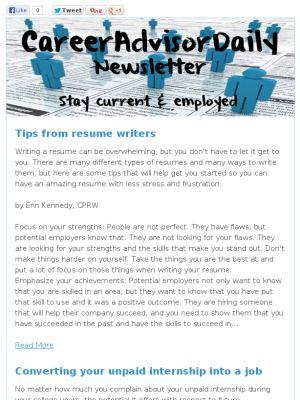 The 25+ best Career advisor ideas on Pinterest How to improve - career advisor resume