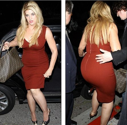 kirstie alley weight loss 2015 fotos
