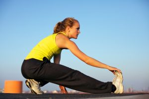 Hamstring stretches are a must in most every back healing or management program.: Advanced Hamstring Stretch for Athletes