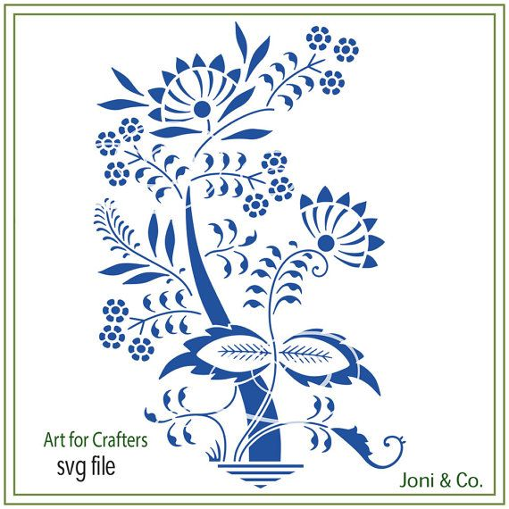 Floral svg, Flower svg, Traditional floral, cutting file, Sale- 25% off purchase of 12 dollars or more. Use: SVGSALE