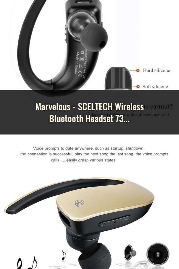 Sceltech Wireless Bluetooth Headset 730 Sports Bluetooth Earphones Headphone With Mic Bass Earphone For Samsung Iphone Xiaomi