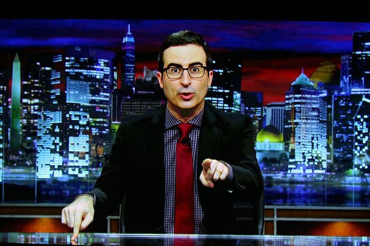 """How to See John Oliver Live on """"Last Week Tonight"""""""
