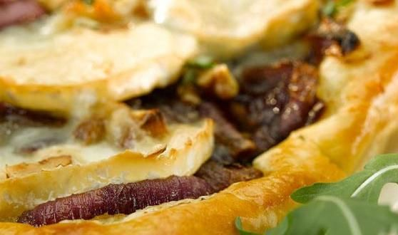 Red Onion, Walnut and Goats Cheese Puffs Recipe – Recipes - Jus-Rol ...