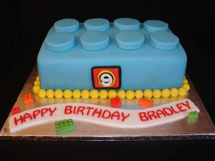 Excellent gâteau d'anniversaire enfants cool