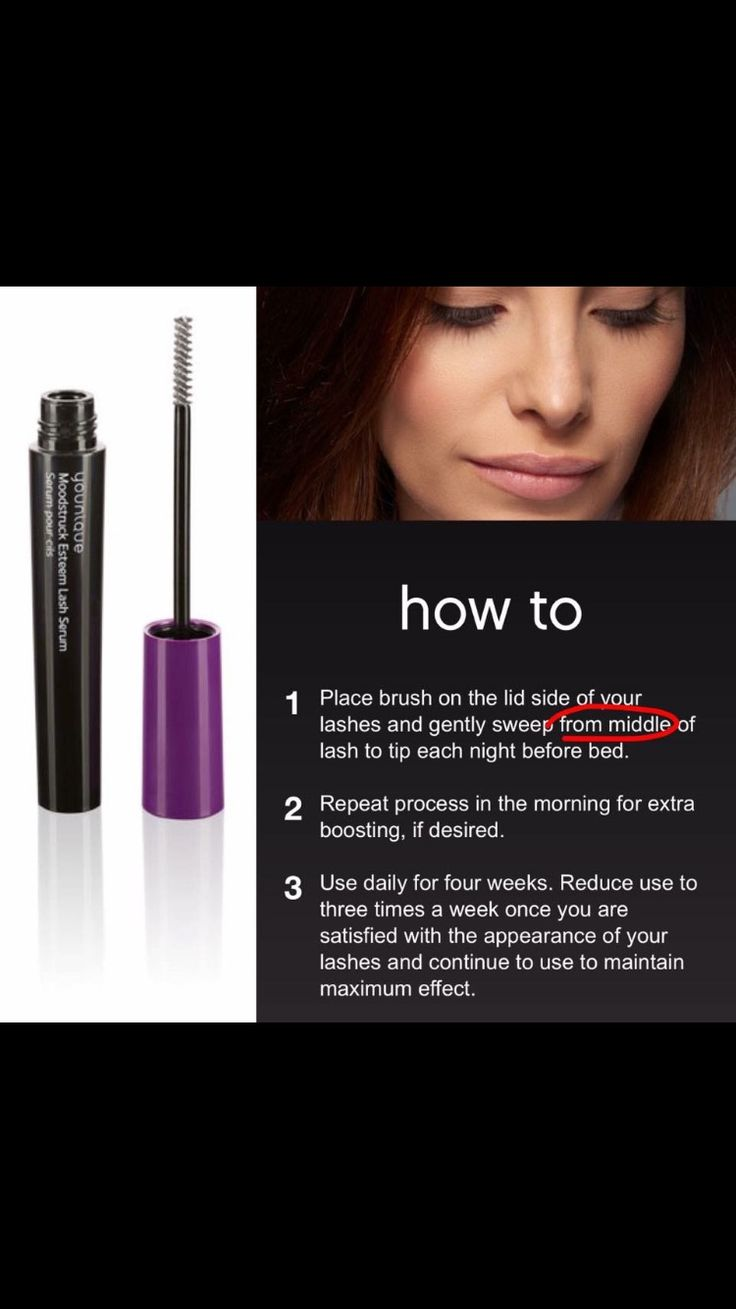 Lash serum!! Click photo to go buy some growth serum! #lashes #long #makeup #beauty #eyes #mascaras #younique