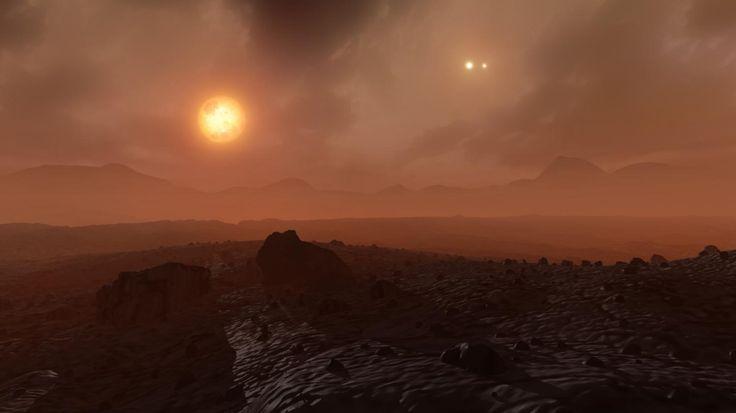 En cause : la violence de son étoile, Proxima, qui est une naine rouge, un type d'étoile plus petit, plus froid mais plus instable que notre soleil.
