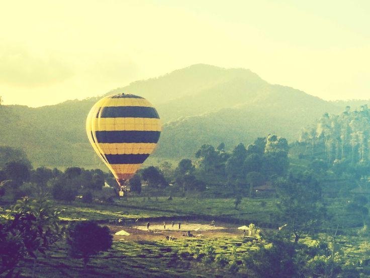 Ciwidey 2015, Can i fly high?