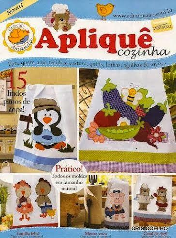 Patchwork para la cocina - Revistas de manualidades gratis