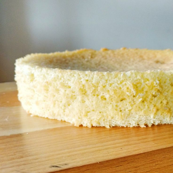 perfect fatless sponge