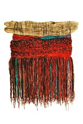 Arte Textil Marianne Werkmeister: El Sueño del Volcán