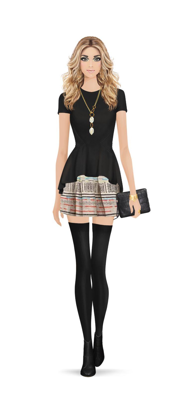 Fashion Game (something I would wear)