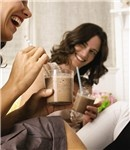 Beverages - DOVE Chocolate Discoveries-Java Coconut Chip Smoothie
