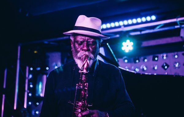 """John Coltrane let me play whatever I wanted to play."" Pharoah Sanders"