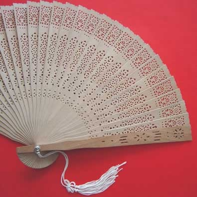 Having fans for everyone,since I want to get married outdoors