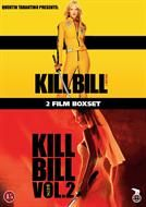 Kill Bill - Volume 1 / Kill Bill - Volume 2 (2 disc) (SE,DK - DVD - Elokuvat - CDON.COM
