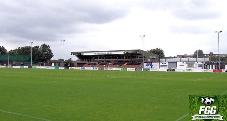 Bromley FC | Hayes Lane | Football Ground Guide