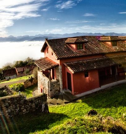 Arcea Casa del Aldea El Navaron I Picos de Europa I Asturias