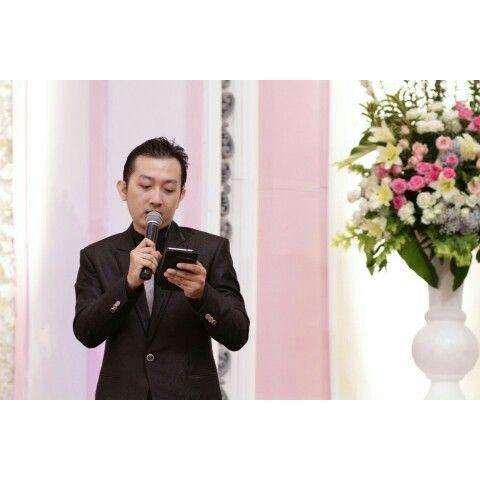 MC wedding Randy & Ferlin captured by @classicphotoworks #teguhmc #mcwedding #weddingmc #wo #wobandung #weddingorganizer #classicmgt #l4l #f4f #weddingplanner #weddinghost #host #wedding