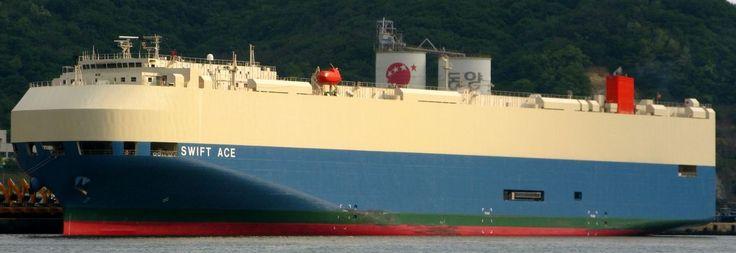 Car shipping to Europe via RoRo