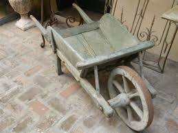 The wheelbarrow was another invention by the Greeks used to transport items, such as crops. It was out around the time if 408 B.C.